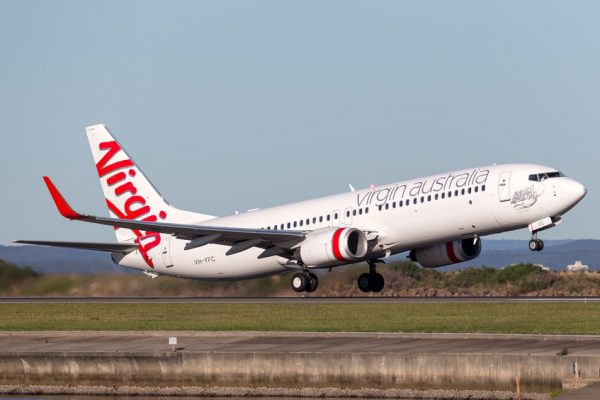 Virgin suspends all Perth flights