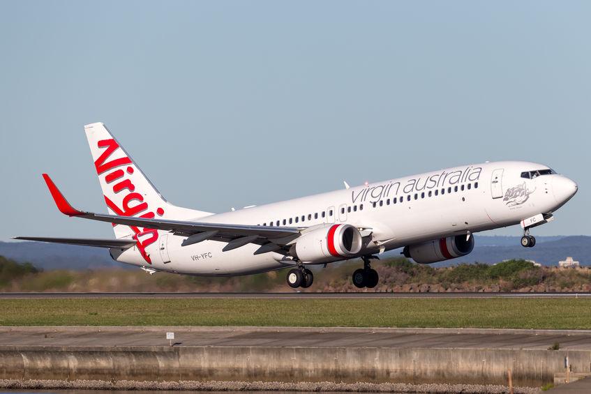 Virgin suspends all Perth flights