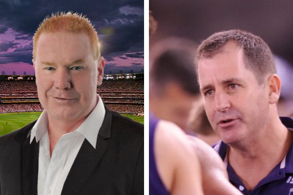 """This is a great day for the Fremantle football club"": Brad Hardie"