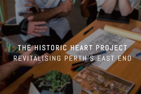 Explore East Perth's Historic Heart