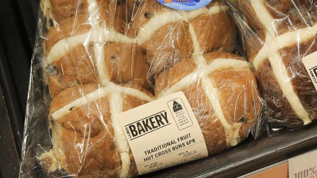 How much do you love hot cross buns?