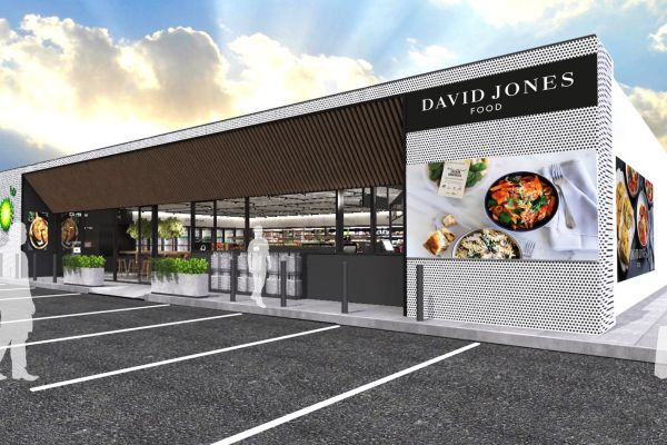 The unlikely partnership bringing gourmet ready-meals to petrol stations