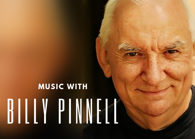 Music with Billy Pinnell