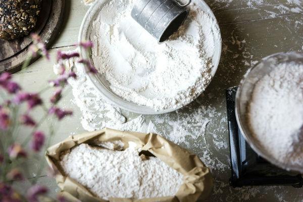 It's cake mix honest…