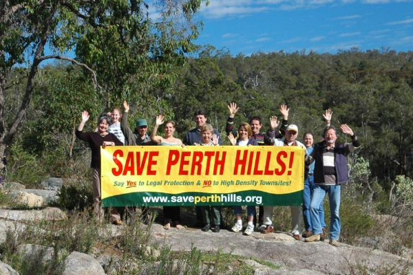 A ray of hope for those opposed to a hills housing development