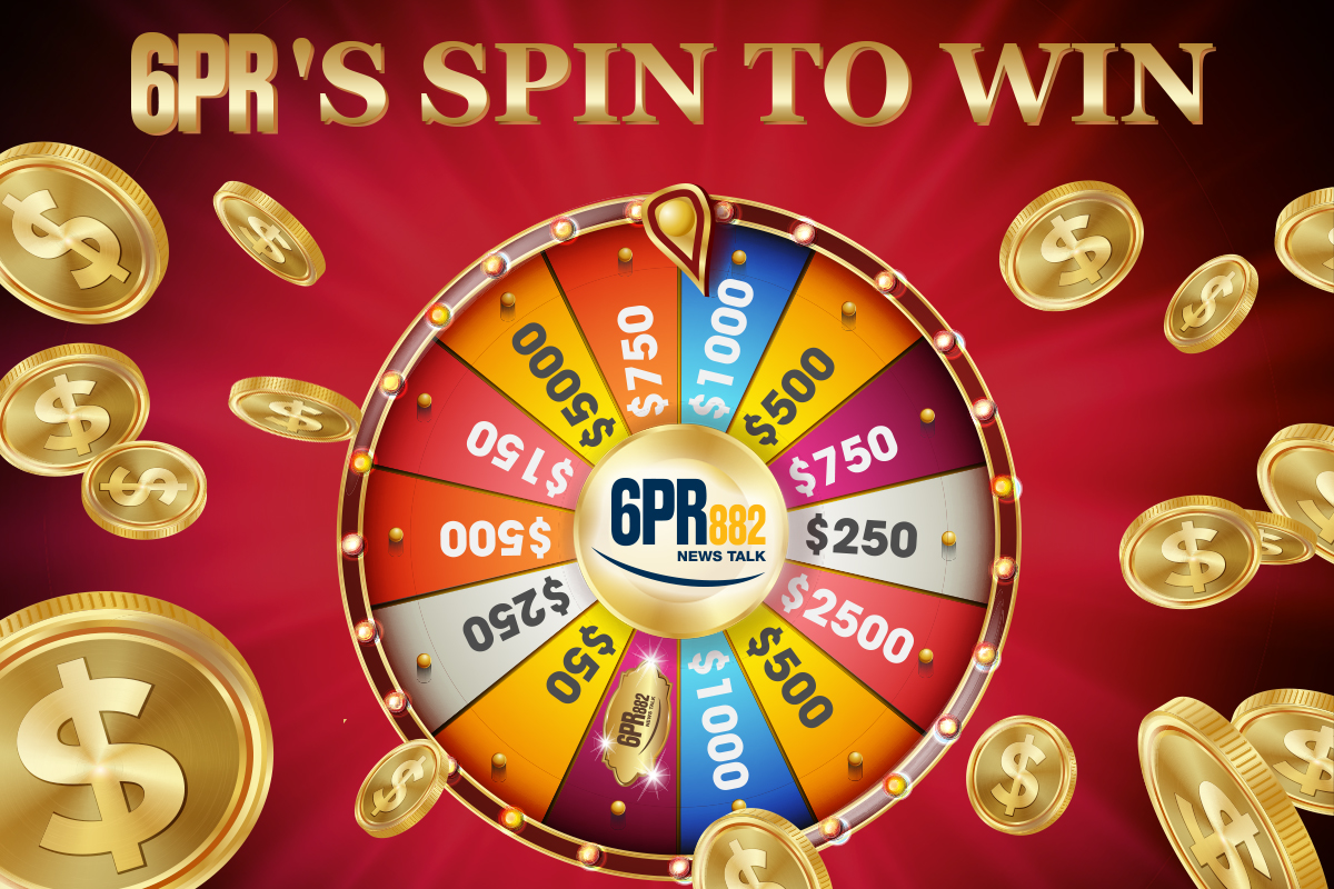 6PR's Spin to Win
