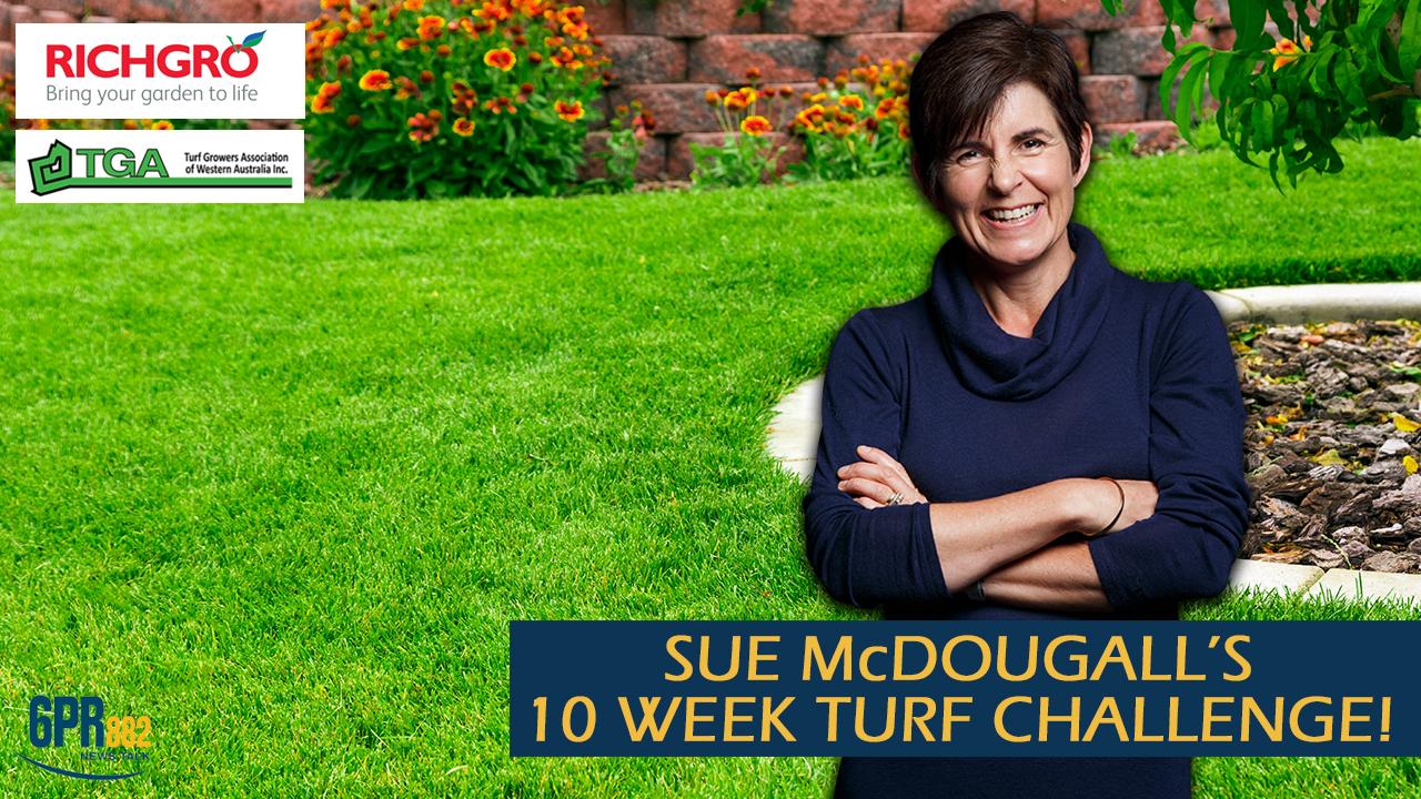The Gardening Show Sue McDougall