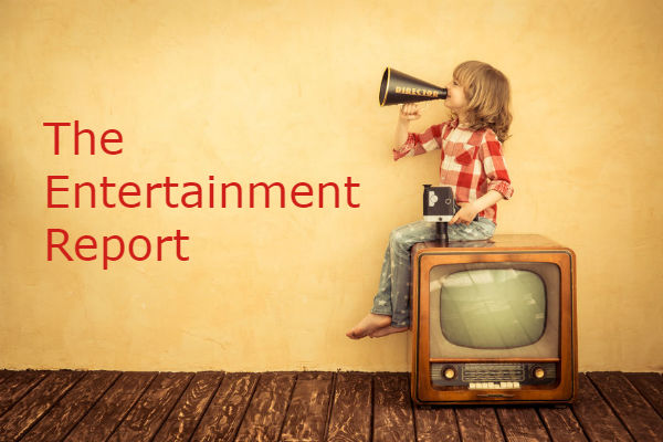 The Entertainment Report with Sandy Kaye