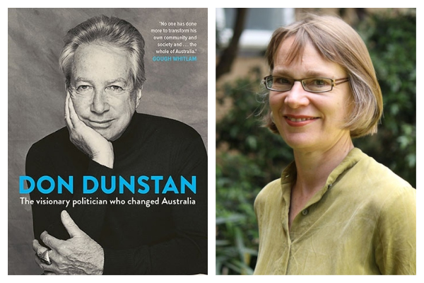 Don Dunstan: the new autobiography