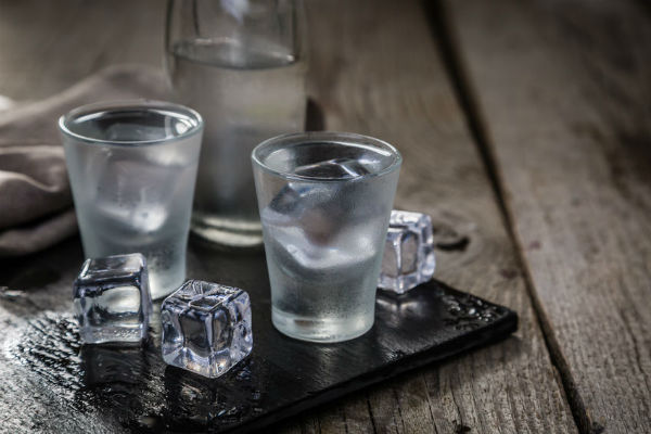 Would you drink Vodka made from Chernobyl grain?