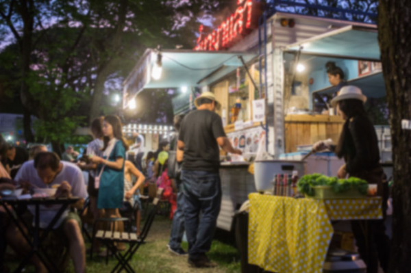 Owner of Victoria Park Institution Says No To Food Trucks