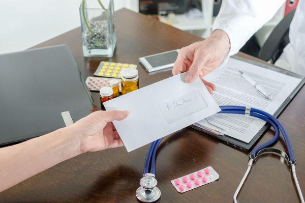 TB alert letter sent to hospital patients