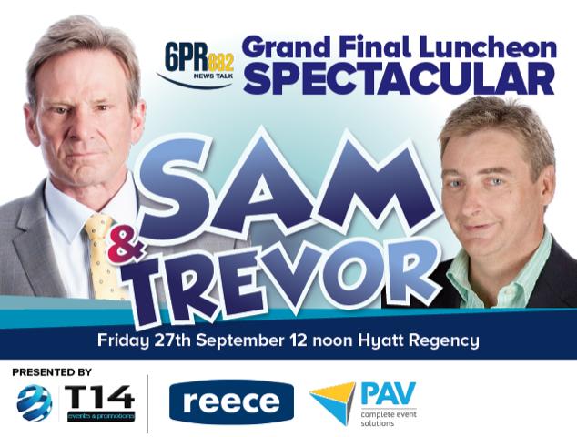 Grand Final Luncheon Spectacular