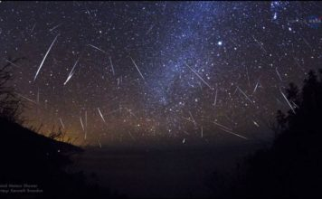 Are you watching the night sky this week?