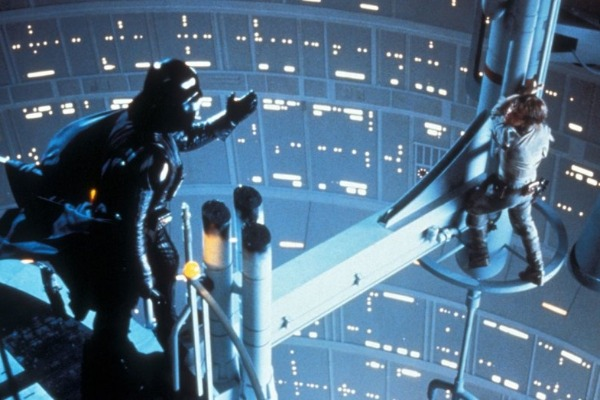 Is there a better way to watch Star Wars? Nah, we doubt it.