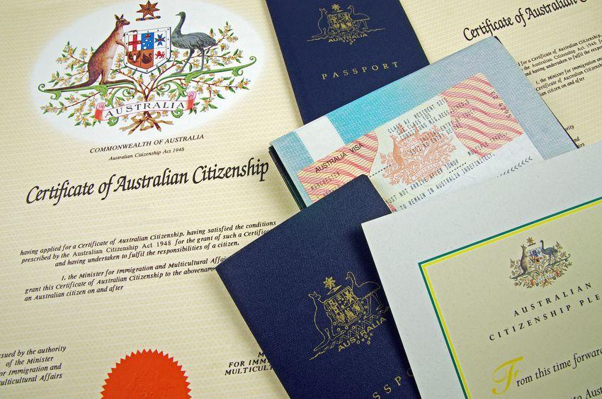 Article image for Citizenship dress code, un-Australian