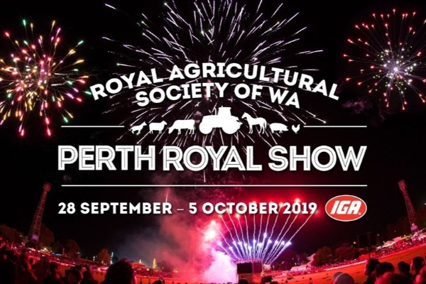What's on at Perth Royal Show 2019
