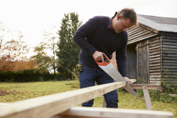 Mens' sheds are about companionship, fellowship and sharing skills