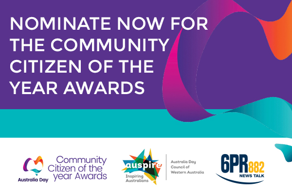 6PR supports the Community Citizen of the Year awards