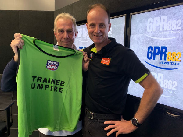 AFL umpire answers your questions about our game