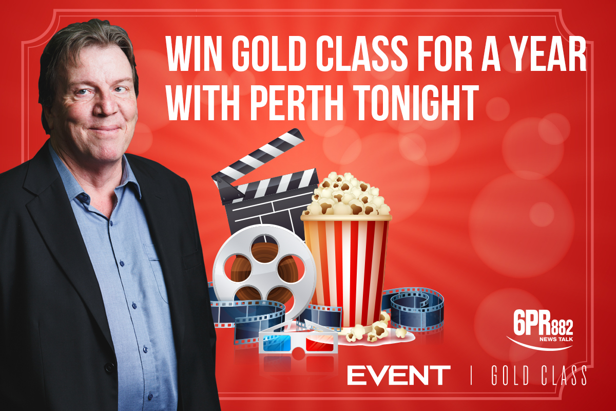Win Gold Class for a Year with Perth Tonight