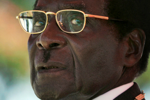 Rob Scott – The Death of Mugabe and a Way of Life.