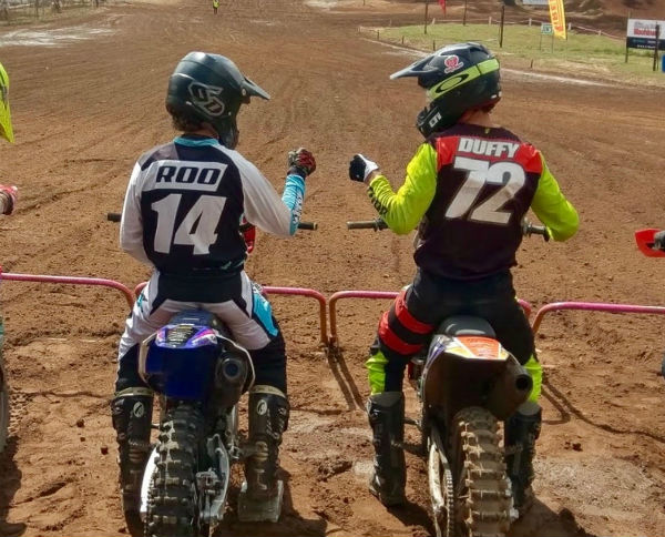 Article image for WA Motorcross Champ continues on after friend's death