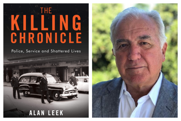Author Alan Leek on his new book The Killing Chronicle