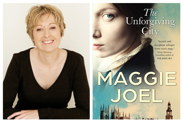 Take a walk through Sydney's past with author Maggie Joel