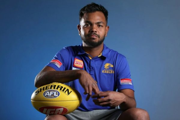 Article image for 'Shame and embarrassment': Eagles weigh up sacking Rioli