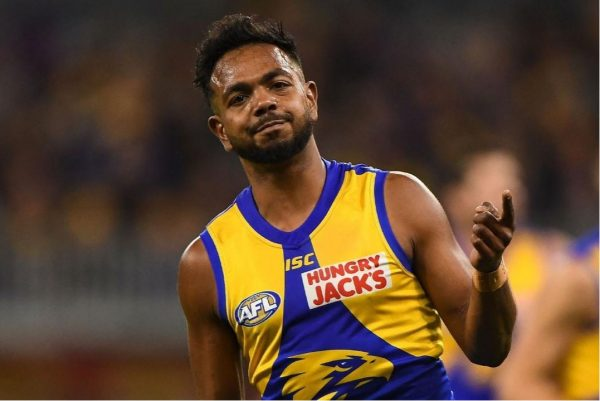 Article image for BREAKING | Eagles star Willie Rioli to face court on drug charges