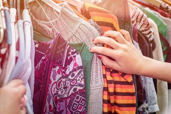 Why don't we buy secondhand clothes?