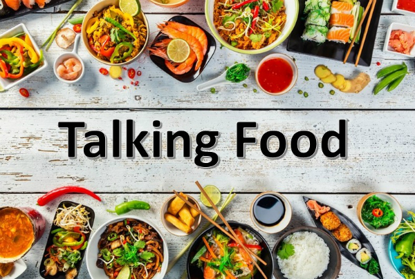 Talking Food with Don Hancey