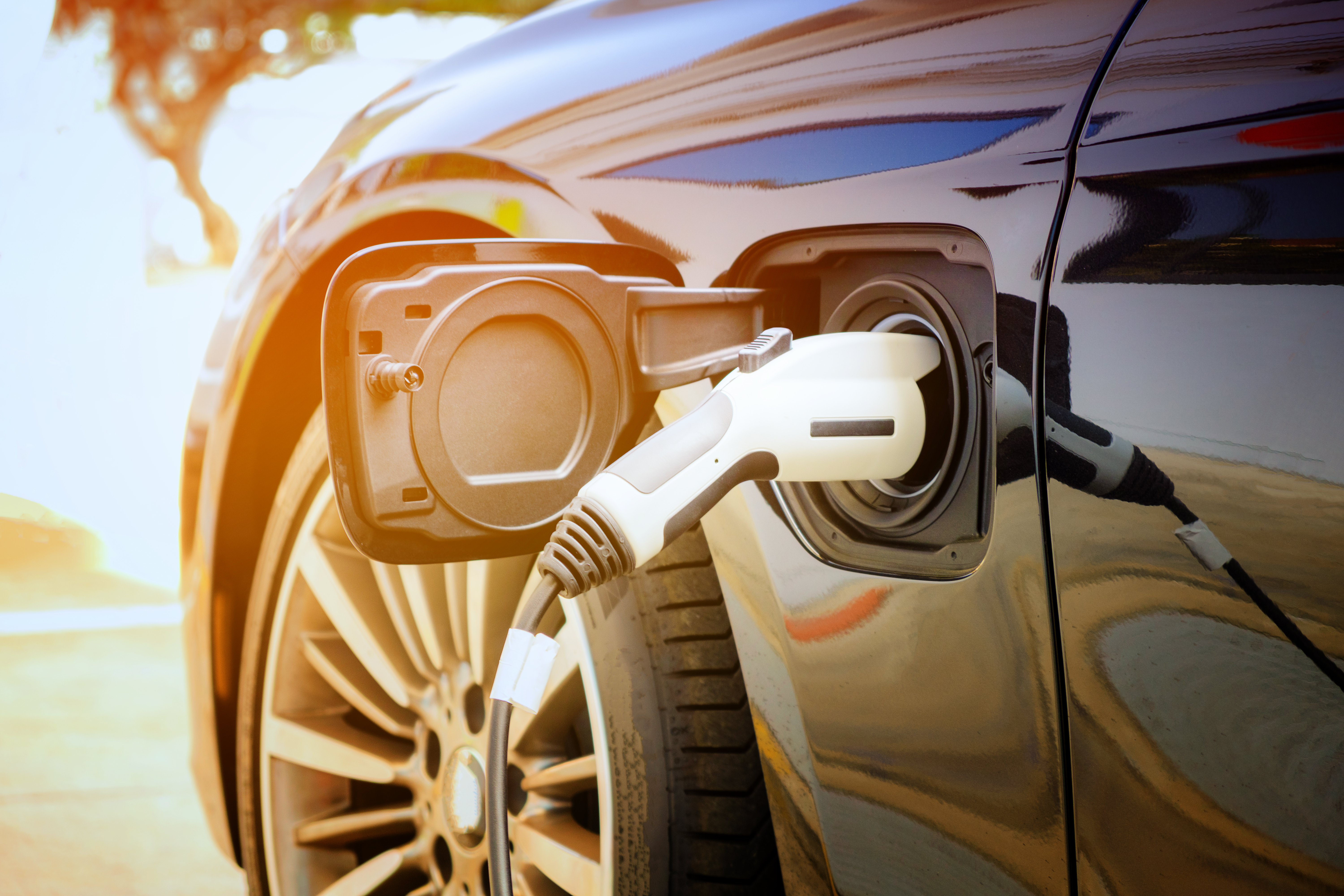 Electric cars to keep the power grid up in an outage? It's possible.
