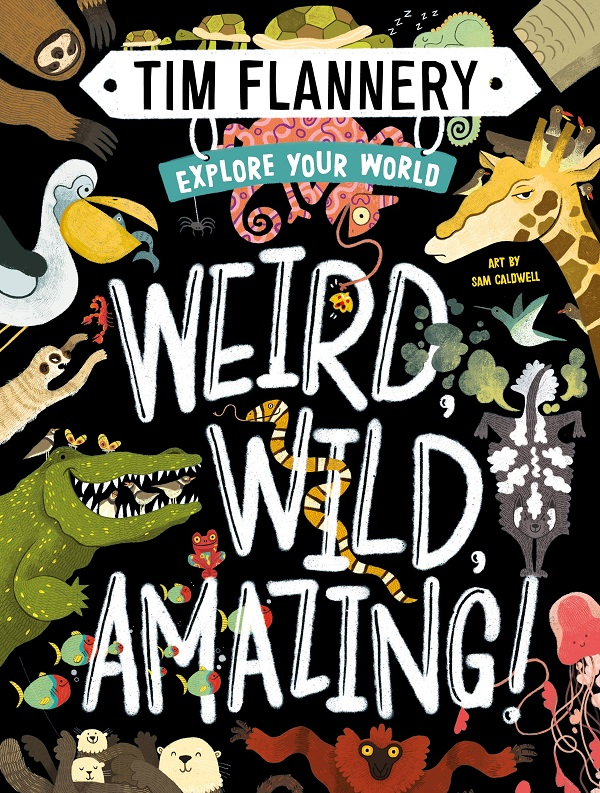 Article image for Weird, Wild, Amazing!