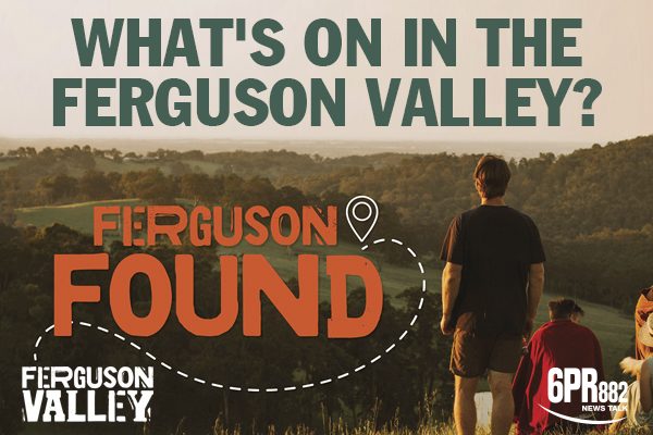 What's on in the Ferguson Valley?