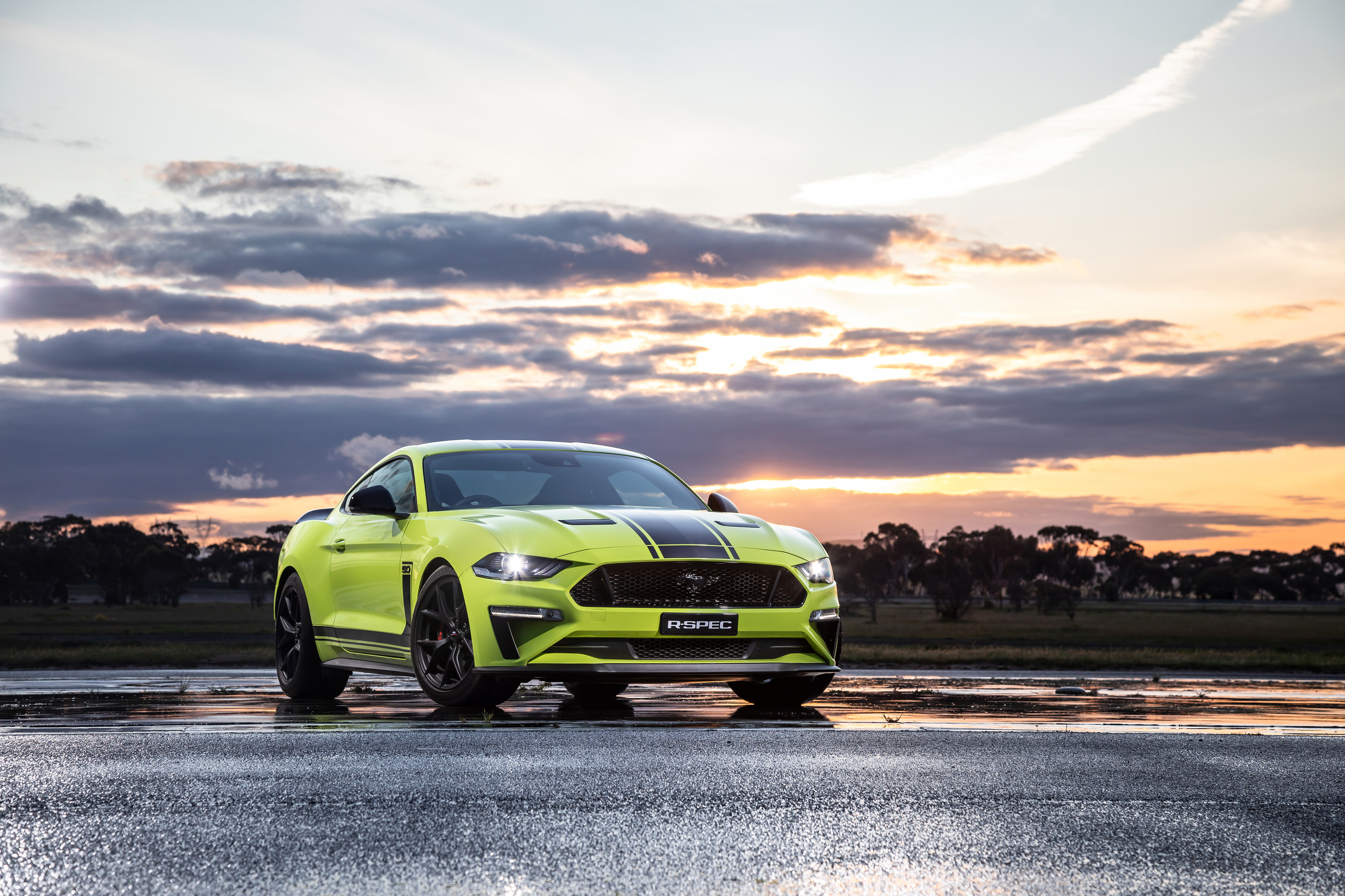 The classic Mustang gets a modern twist.
