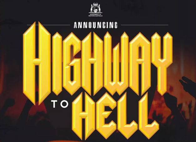 Article image for Thousands expected for ACDC concert on Canning Hwy