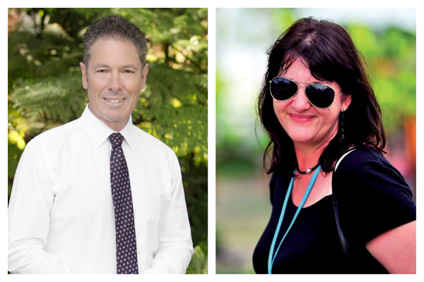 Thursday Panel with Jen Merrigan and Dr Joe Kosterich