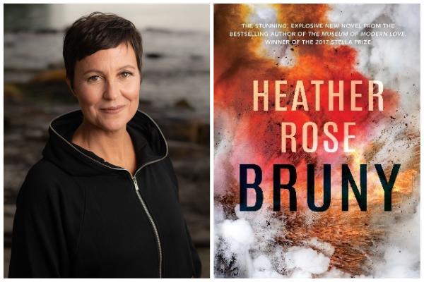 Author Heather Rose on her new novel Bruny