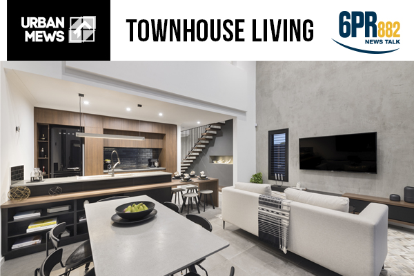 Big opportunities with townhouse living