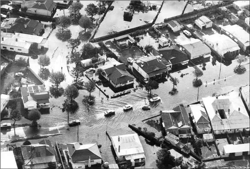 Cyclone history in WA