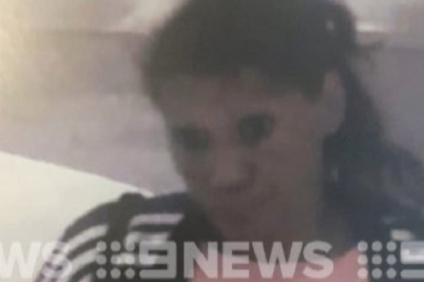 Woman on the run after Crown hit-and-run