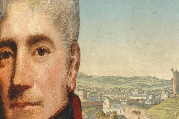 Lachlan Macquarie: The man who first envisaged Australia