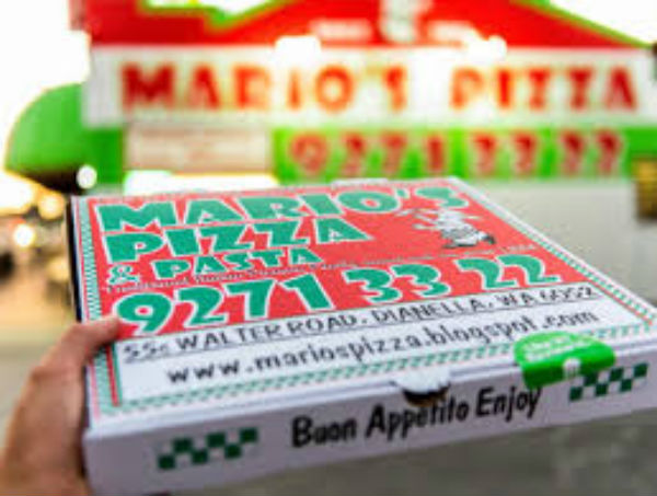 Article image for Mario's Pizza wins People's Choice award