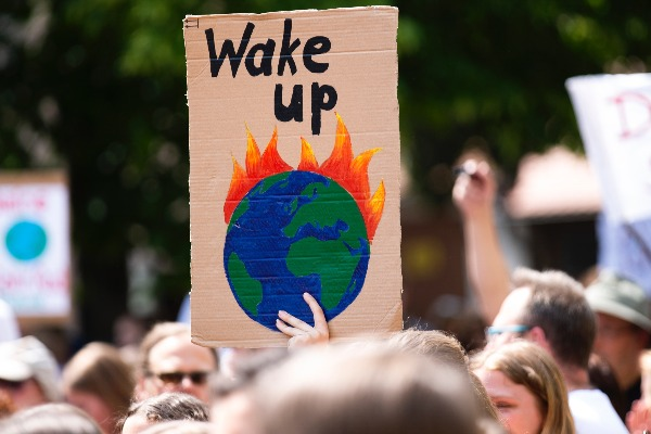 Are climate protesters putting the public offside?