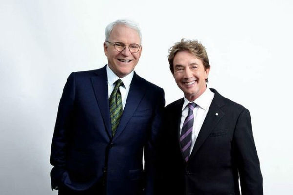 Two showbiz legends are coming to Perth