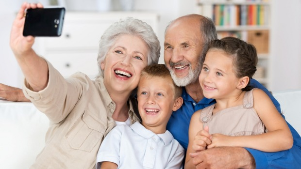 Article image for Training to be a grandparent