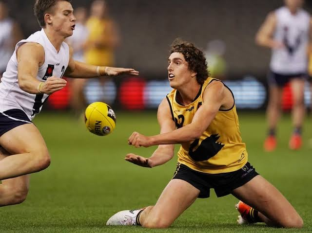 Article image for WA's Luke Jackson set to be a top pick for the AFL Draft