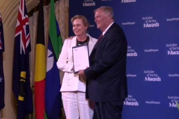 Annie Fogarty AM named WA Australian of the Year